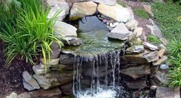 Matériel pour bassin de jardin et d\'extérieur