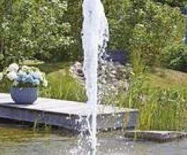 Pompes pour jets d\'eau