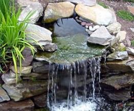 Bassins De Jardin Cascades Et Lames D Eau