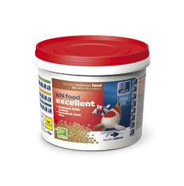 Nourriture Ichi Food Excellent 4 Kg en 2 mm