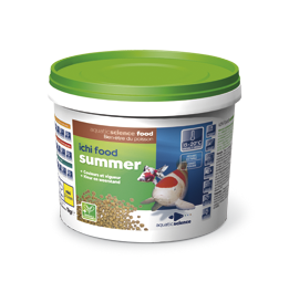 Nourriture Ichi Food Summer 4 Kg en 4 mm