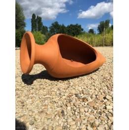 Accessoires pour plantes for Amphore terre cuite pour jardin