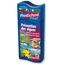 JBL PhosEx Pond Direct 500 ml anti-algues