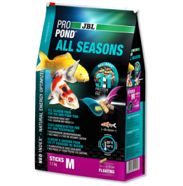 Nourriture KOI PROPOND JBL ALL SEASONS MEDIUM
