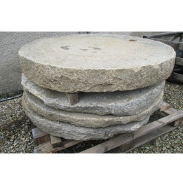 ANTIQUE MILLSTONE GRANIT Ø 110 CM