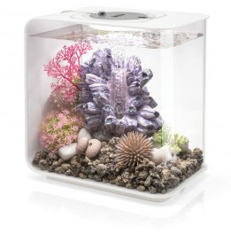 Aquarium BIORB Flow 15 MCR Blanc 15 L