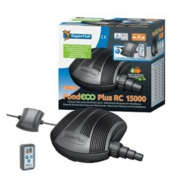 POMPE SUPERFISH POND ECO PLUS RC 15000
