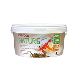 NOURRITURE ICHI FOOD NATURE 2 MM EN 1 KG