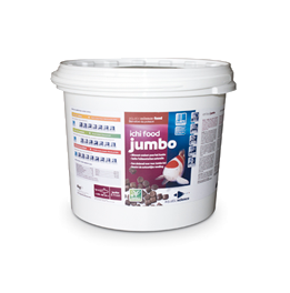 NOURRITURE ICHI FOOD JUMBO 9.5 MM EN 4 KG