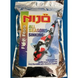 NOURRITURE NIJO ALL SEASON SINKING 5 MM 3 KG