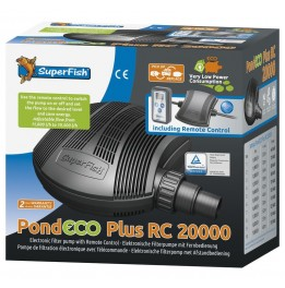 POMPE SUPERFISH POND ECO PLUS RC 20000