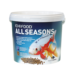 NOURRITURE ICHI FOOD ALL SEASONS 6 MM 4 KG