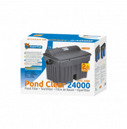 FILTRE SUPERFISH PONDCLEAR KIT 24000 UVC 24W + POND ECO 12000