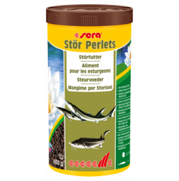 NOURRITURE ESTURGEON STOR PERLETS 2.7MM 1L