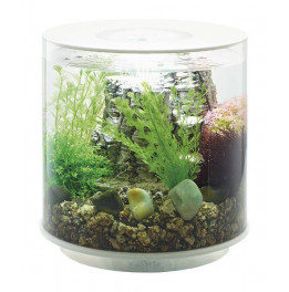 AQUARIUM BIORB TUBE 15 MCR BLANC 15 LITRES