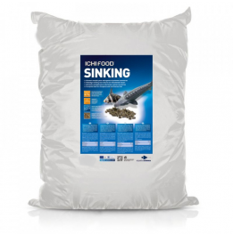 NOURRITURE ESTURGEON ICHI FOOD SINKING 6 MM EN 10 KG