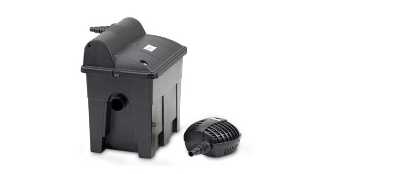 Oase kit filtre oase biosmart set 7000 filtration pompe for Kit filtration oase