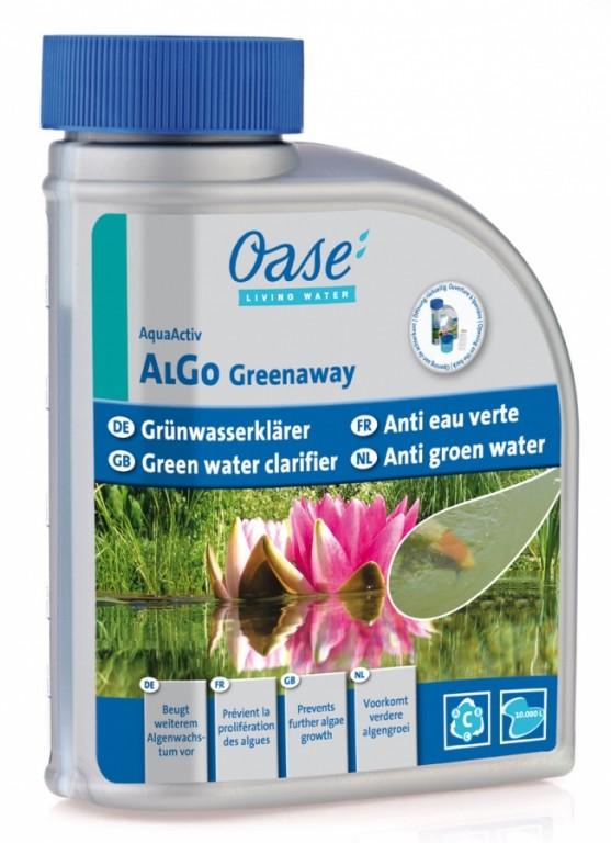 OASE Anti eau verte - AquaActiv Algo Greenaway 500 ml