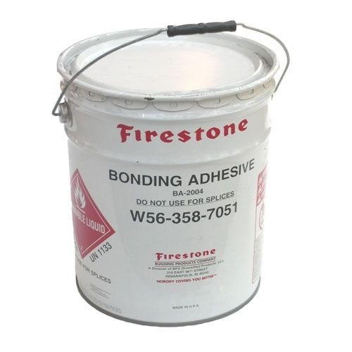Firestone colle bonding adh sive 5 l pour 15 m for Colle bache epdm bassin