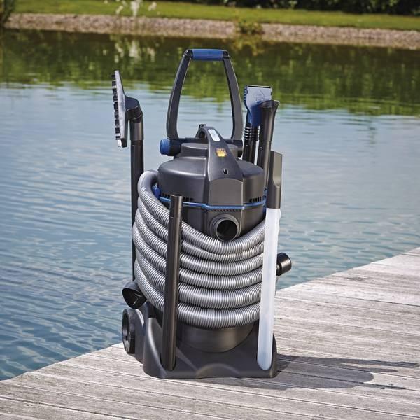 Oase aspirateur pondovac 3 entretien et nettoyage for Aspirateur bassin