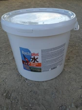 Traitement eau bassin Bactoplus Ohmizu Clay   25 litres 53a0002a7b18