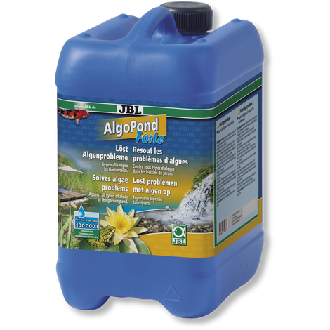 JBL AlgoPond Forte 2.5 l anti-algues
