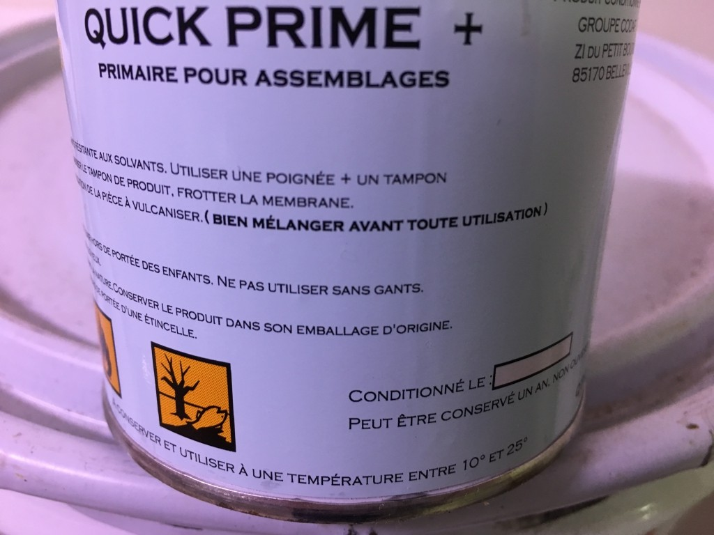 firestone kit r paration quick seam pour b che epdm