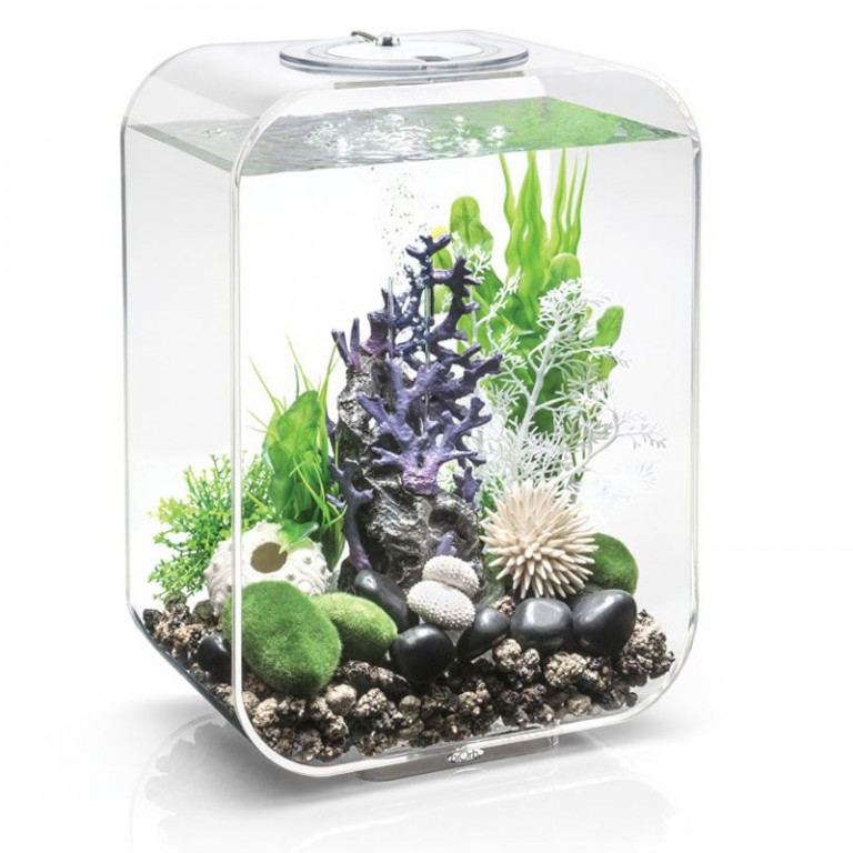 biorb aquarium biorb life 15 mcr transparent 15 l. Black Bedroom Furniture Sets. Home Design Ideas