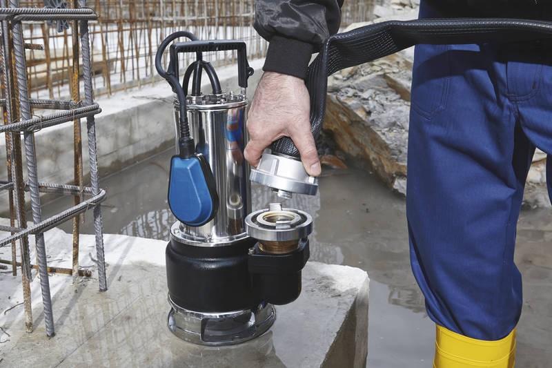 oase pompe promax mud drain 20000 eau charg e. Black Bedroom Furniture Sets. Home Design Ideas