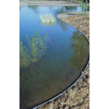 Bordure de bassin ecolat hauteur 19 cm vendu au m tre for Bordure ecolat