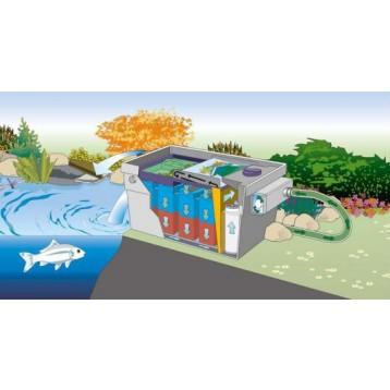 Pi ces d tach es pour filtre pour bassin biotec for Filtre naturel pour bassin poisson