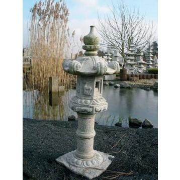 Lanterne Kasuga Granit décoration (hauteur : 120 cm)