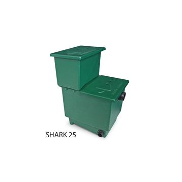 Filtre à grille pour bassin - Shark 25/15/10