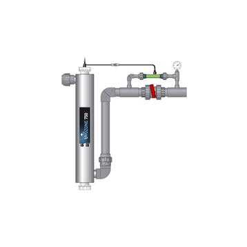 Clarificateur UV - Uvozone 450 120 Watts