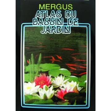 Livre Atlas Mergus Bassin de Jardin