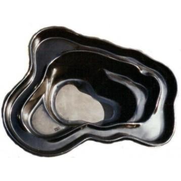 Bassin de jardin en fibre de verre - Plastra Asagi 900 L
