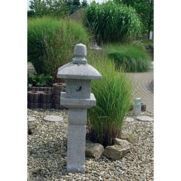 Lanterne Oribe Granit décoration (hauteur : 90 cm)