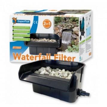 Lame d'eau Waterfall filter