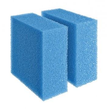 Set de mousses bleues Biotec 40000 (2 bleues)