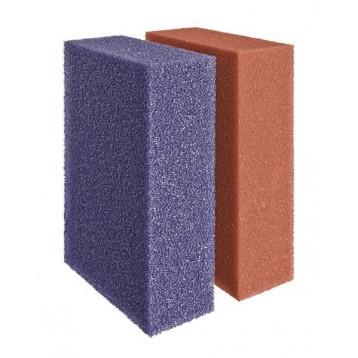 Set de mousses rouge/violette Biotec 60/120000