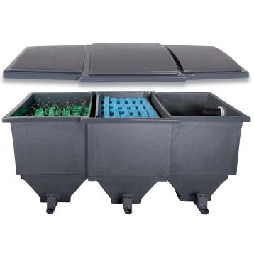 Filtre pour bassin - Poly Tech Move 200