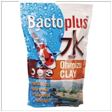 Traitement eau bassin Bactoplus Ohmizu Clay : 2,5 litres