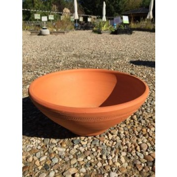 Pot tasse de jardin 35 en terre cuite