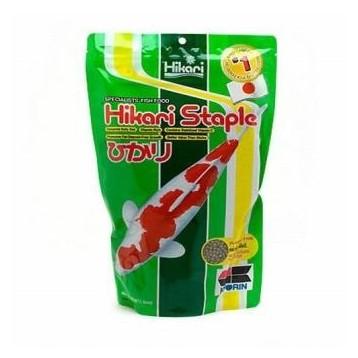Nourriture Hikari staple medium 500 g pour carpes Koï et poissons