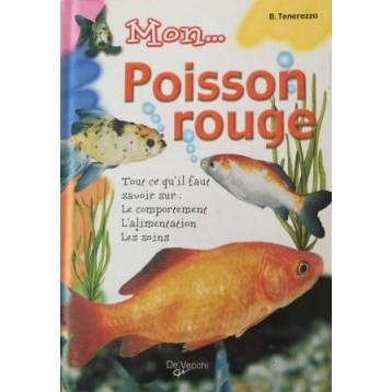 Livre Mon...poisson rouge