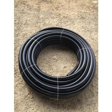 ROULEAU Tuyau PVC renforcé diam 40 mm longueur 50 m