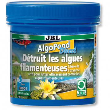 JBL AlgoPond Direct 250 gr anti-algues