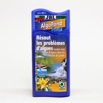 JBL AlgoPond Forte 250 ml anti-algues