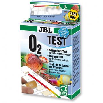 JBL Test O2 Oxygène