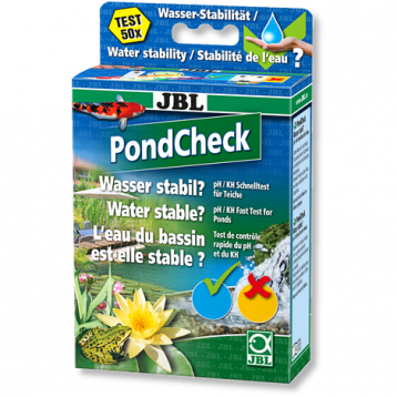 JBL PondCheck PH KH test